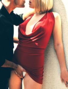 red dress 2
