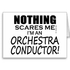 scary conductor